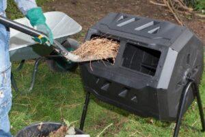 Compostera giratoria: ¿cómo hacer compost giratorio?
