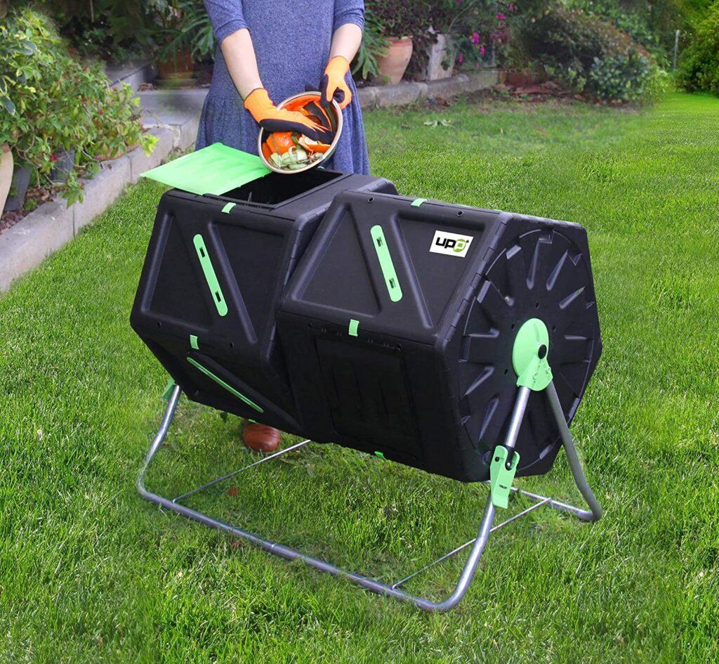 compostador giratorio upp